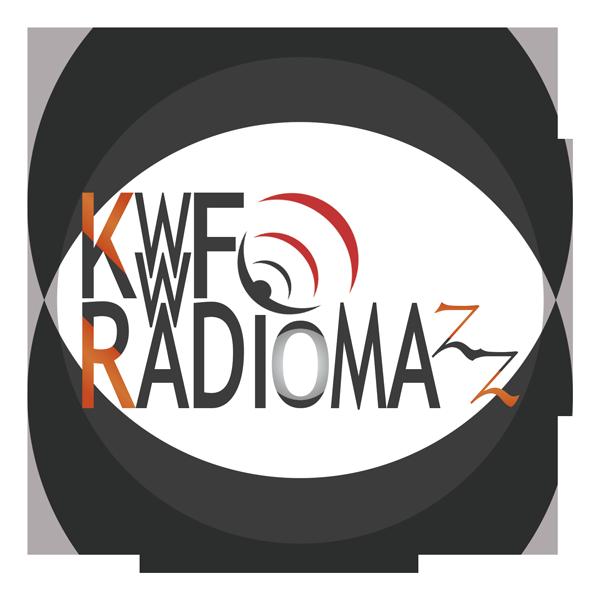 Logotipo principal de la estación de radio: kwwf Radiomazz
